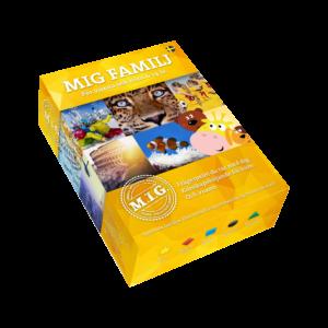 MIG Familj Gul