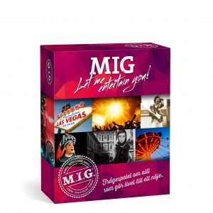MIG - let me Entertain you