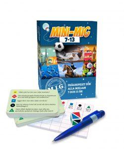 Mini-MIG 7-13 öppen