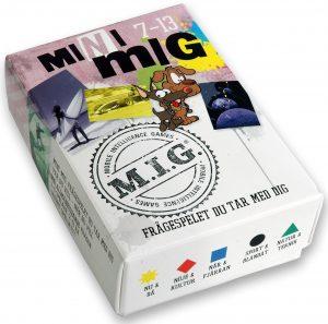 Mini MIG 7-13 första versionen