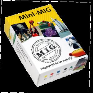 Mini-MIG första versionen
