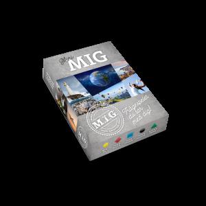Mini MIG Grå
