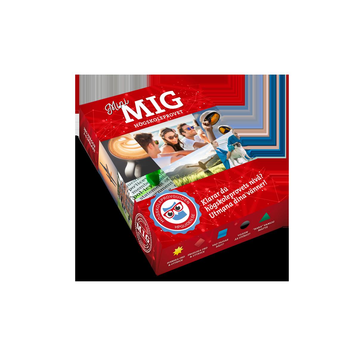Mini MIG Högskoleprovet