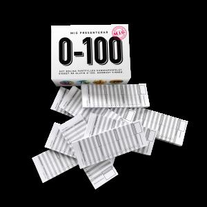 Behöver du fler 0-100 block?